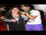 FIGHTER COCKS Imaan & Dolly Spotted At Red Carpet Of Celebration Colors Bash!
