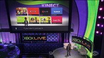 Microsoft E3 Kinect Video Kinect Demo
