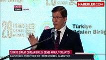 Davutoğlu, Kılıçdaroğlu'nun Gözünün İçine Baka Baka Derviş'i Eleştirdi