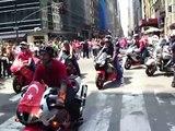 Turkish Motorcycle Club- Young Turks- 2009 Turkish American Day Parade-YT Motorlar Gecit-2009
