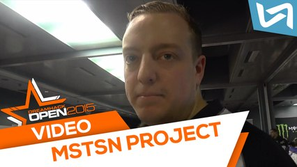 MsTsN Project (Dreamhack Tours 2015)