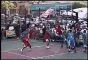 AND1 TOP 10 DUNKS AND MOVES