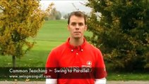 Length of Backswing - Golf Swing Lessons, Tips & Instruction
