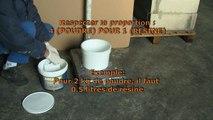 ENDUIT DE CUVELAGE PISCINE BASSIN CAVE GARAGE RESERVOIR CITERNE SOUS-SOL IMPERMEABILISATION