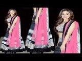 Hot Alia Bhatt In Sexy Ghagra Choli @ Filmfare Awards