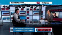 Rachel Maddow- Quentin Tarantino talks Inglorious Basterds
