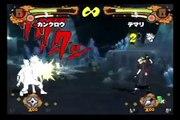 Naruto Shippuuden: Narutimate Accel: TS Kankuro vs TS Temari
