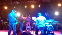 Extrait du Concert- Konser LES YEUX NOİRS à İzmir. Musique tzigano-rock et yiddish-pop