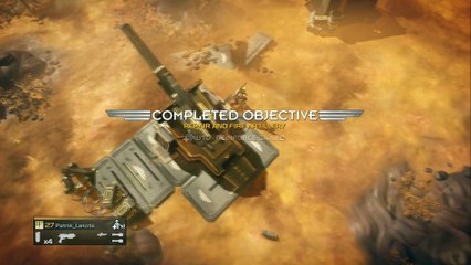 HELLDIVERS  Turning up the Heat feature 01 – Objectives de Helldivers