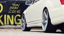 "Mercedes Benz S63 AMG on 22"" Vossen VVS-CV3 Concave Wheels / Rims"