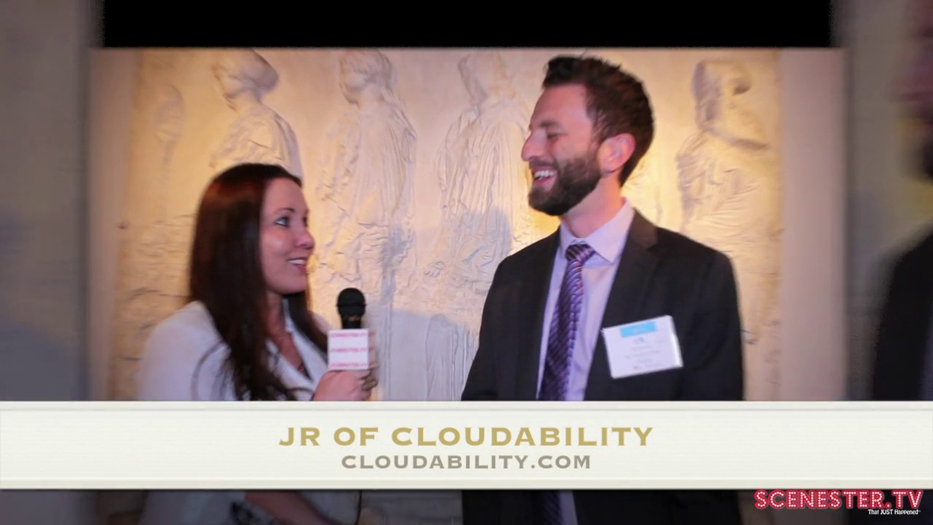 CLOUDABILITY Interview with JR on Cloud $ Management and Portland Tech Scene at Oregon Tech Awards!