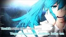 【Karaoke / Off vocal】 Unravel - Dubstep Version - (Dj-Jo feat. Hatsune Miku)