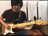Eric Johnson - Cliffs of Dover Cover by Jack Thammarat