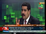 Maduro: la oposición busca quebrar el proceso revolucionario
