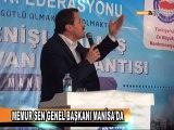 MEMUR SEN GENEL BAŞKANI MANİSA'DA