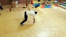 Aprender Como Hacer Windmill- Bailar Breakdance tutorial