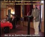 doc. dr. sc. Damir Marjanović o knjizi Analiza DNA