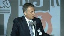 Beşiktaş Kulübü Divan Kurulu Toplantısı - Fikret Orman (4)
