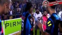 Ronaldinho enloqueció con gol que anotó de penal en el último minuto