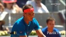 Rafael Nadal vs Tomas Berdych highlights - Madrid 2015 - ateeksheikh