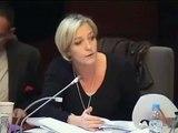 Marine Le Pen, seule contre Monsanto et ses OGM