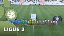 AC Ajaccio - Stade Brestois 29 (2-1)  - Résumé - (ACAJ-SB29) / 2014-15