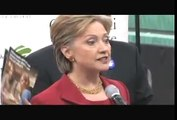 Hillary Clinton blasts Obama campaigns