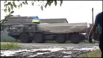 АТО. Тяжёлая Артилерия Украины  Реактивная система залпового огня «Смерч» Едит на защиту Украины!
