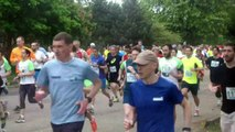 Foulée du Bois de BOULOGNE - 10km - édition 2015
