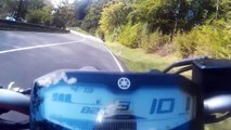 Yamaha MT-07 (FZ-07) - Top speed / velocipede máxima