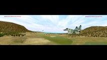 Rosoboronexport - MiG-29M MiG-29M2 Multi-Role Fighters Combat Simulation