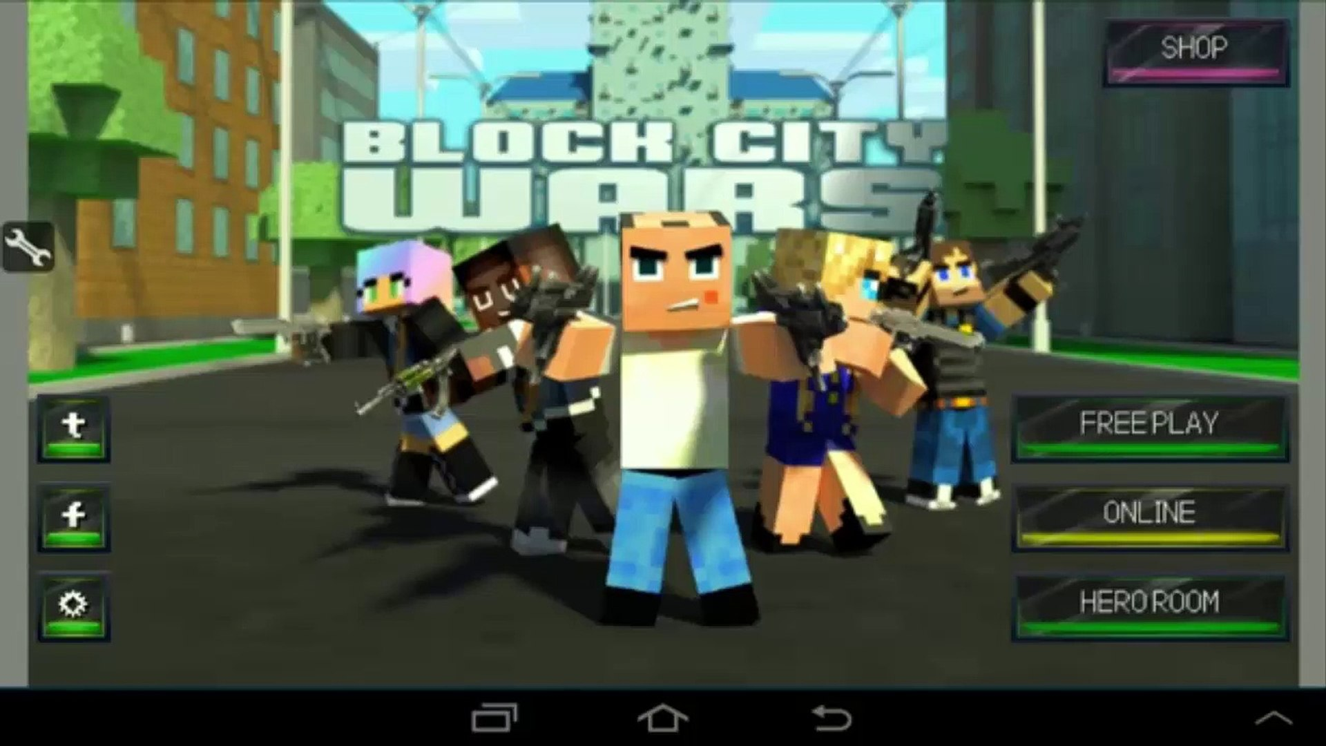 block city wars free online game
