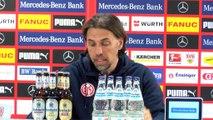 """Schmidt: VfB hat """"Plan zunichte gemacht"""""""