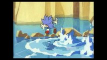 """Sonic CD intro (With crush 40 Cover of """"Sonic Boom"""" from Sonic Boom 2011 Expo) 1080p"""