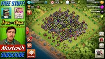 """Clash Of Clans    """"Trolling In Bronze 3 - 1 Troops Vs A Base!""""   Clash Of Clans Comedy Raids!"""