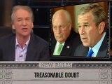Bill Maher Takes On George Bush