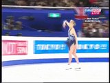 Carolina kostner 2007 world sp