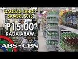 Dagdag-presyo ng ilang produkto, kasunod ng wage hike