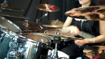 "Lux Drummerette - Deftones ""Mein"" - Drum Cover"