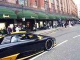 Lamborghini Murciélago LP640 Hamann in London