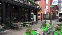 Streetfilms Shorties - Is this Philly Bike Corral the coolest in the U.S.? Maybe.