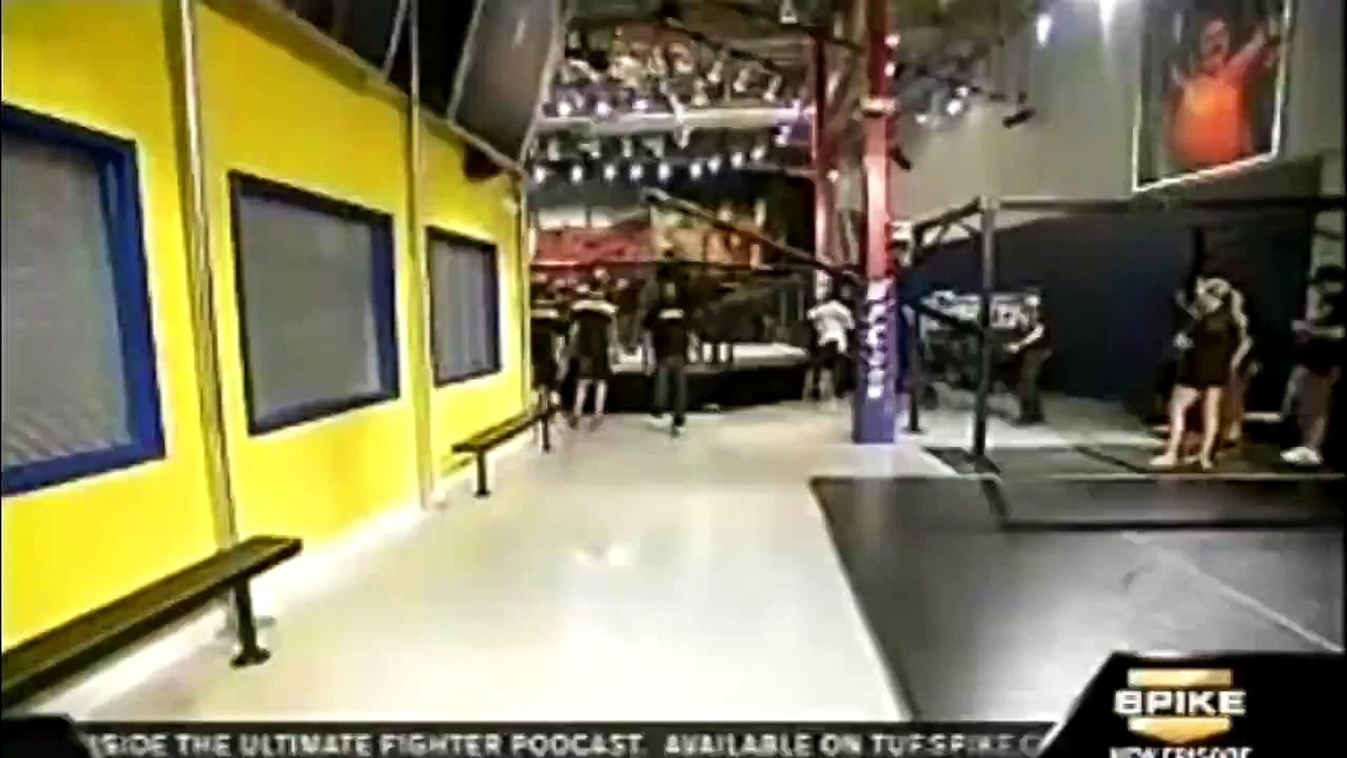 Rampage Jackson Vs Door Hd Video Dailymotion