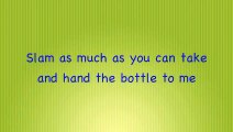Nickelback - Bottoms Up lyrics (HD)