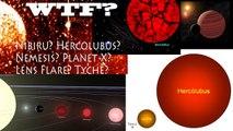 WTF IS THAT? Wormwood Planet X Red Kachina Nibiru Tyche Nemesis Hercolubus Tiamat?