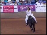 Stacy Westfall 2005 Reining Freestyle