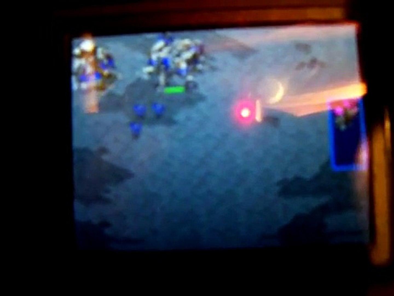 StarLite - StarCraft DS Homebrew Game