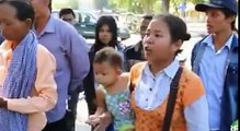 Khmer News Today - Cambodia News This Week - 09 May 2015 - RFA News Video #128