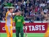 AB de Villiers Vs Shaun Tait Fatest Ball,How to Hurt AB de Villiers