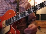 """Johnny B. Goode (Guitar Solo """"Very Slow Motion"""" 6th fret)"""