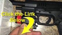 Best Streamlight TLR-1, TLR-2, TLR-3, TLR-4 Gun/Pistol/Rifle Laser Light Combo